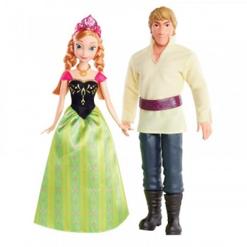 Набор кукол Холодное сердце - Анна и Кристоф