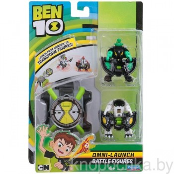 Набор Ben 10 Омнизапуск (Алмаз и Ядро)