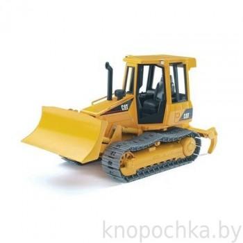 Игрушка Bruder Бульдозер гусеничный CAT 02443