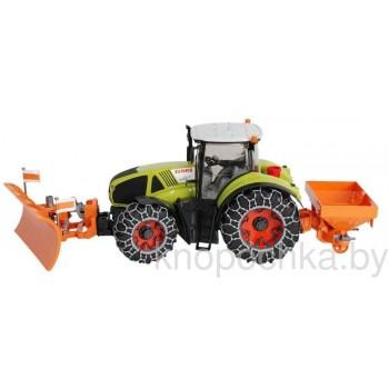 Игрушка Брудер Трактор Claas Axion 950 Bruder 01174