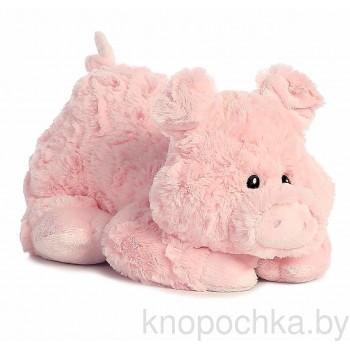 Мягкая игрушка Aurora Поросенок, 28 см