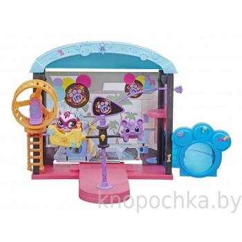 Игровой набор Littlest Pet Shop Веселый парк развлечений