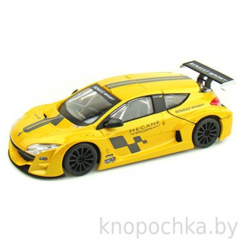 Сборная модель авто Renault Megane 1:24