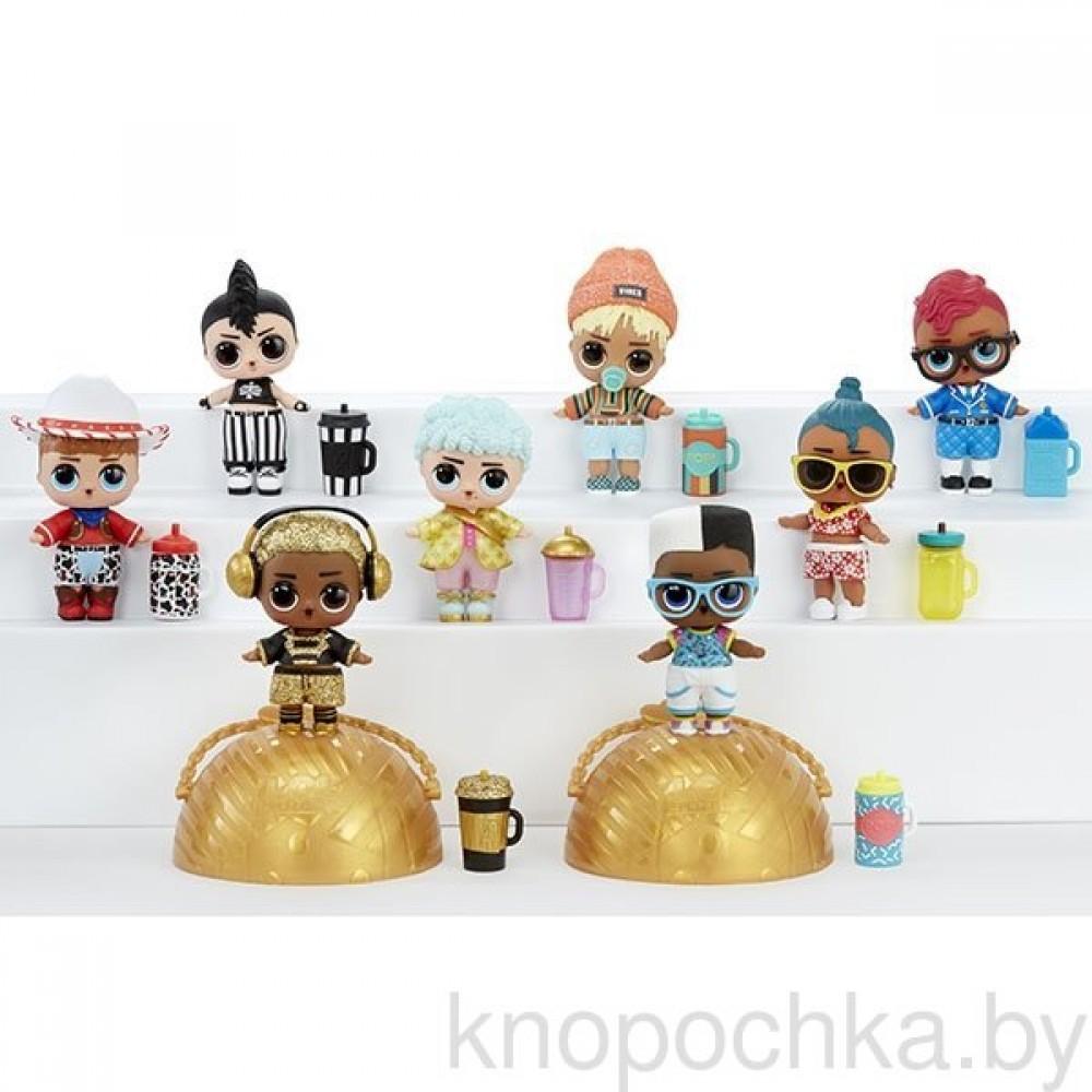 Кукла Лол мальчик купить в Минске