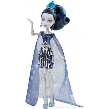 Кукла Monster High Эль Иди Бу Йорк
