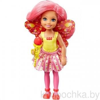 Кукла Barbie Челси Фея DVM90