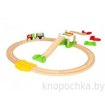 Моя первая железная дорога BRIO 33727