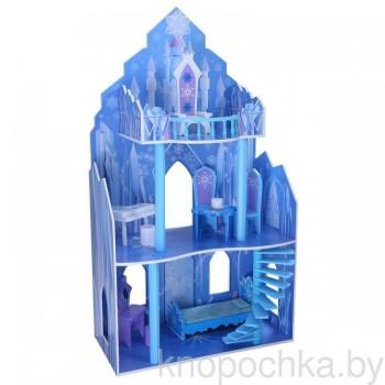 Кукольный домик Ледовый EcoToys