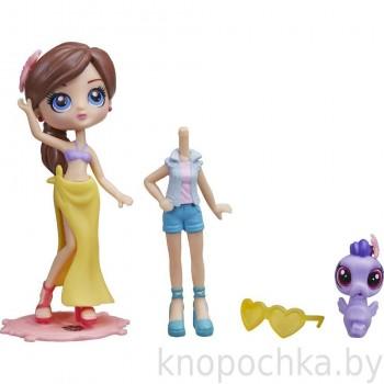 Кукла-модница Блайз и зверюшка Littlest Pet Shop - Sosie Shore