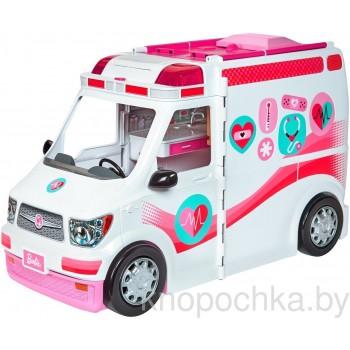 Машина скорой помощи Барби FRM19
