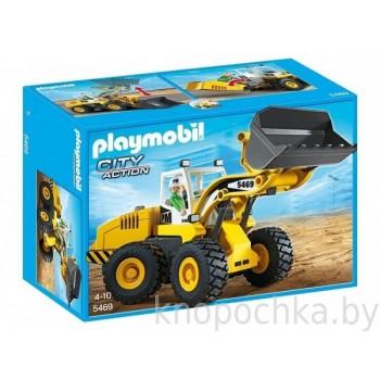 Playmobil 5469 Большой фронтальный погрузчик