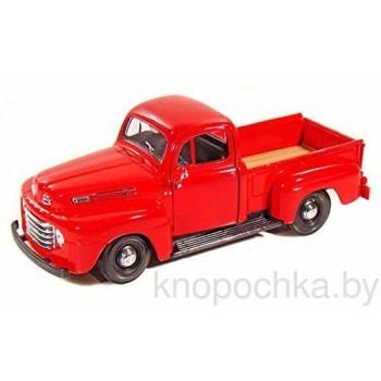 Модель автомобиля Ford F1 Pickup 1948 1:24 Maisto 31935