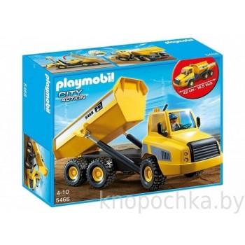 Playmobil 5468 Промышленный самосвал