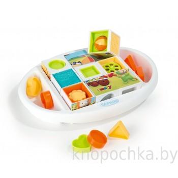 Кубики развивающие Smoby Cotoons 211385