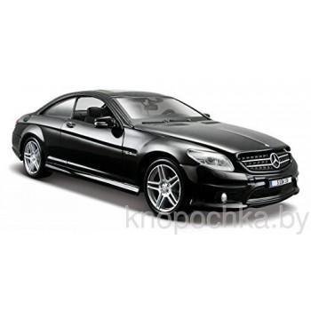 Модель автомобиля Mercedes-Benz CL63 AMG 1:24 Maisto 31297