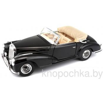 Модель автомобиля Mercedes-Benz 300S (1955) 1:18 Maisto 31806