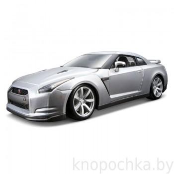 Сборная модель Nissan GT-R Bburago 1:18