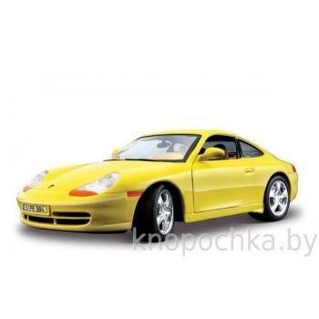 Сборная модель авто Porsche 911 Carrera 1:24