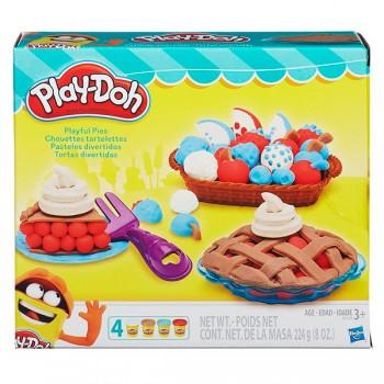 Набор Play Doh Ягодные тарталетки B3398