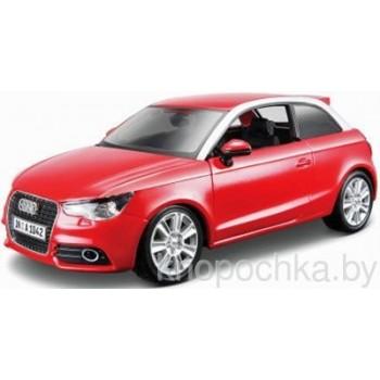 Коллекционная машинка Audi A1 Bburago 1:24