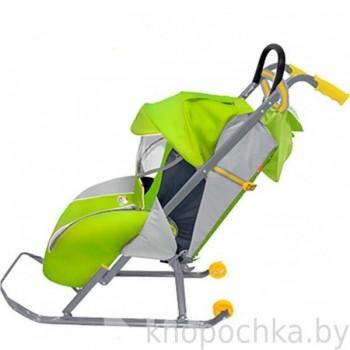 Санки-коляска складные Ника Детям 1