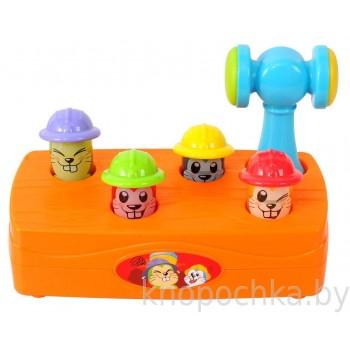 Развивающая игрушка с молоточком Playgo 2247