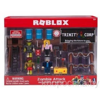 Набор Роблокс Атака зомби