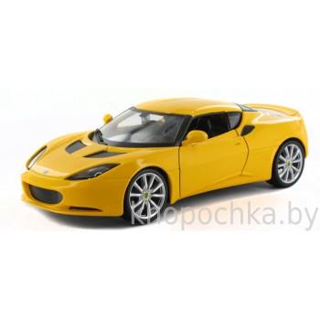 Модель автомобиля Lotus Evora S IPS 1:24