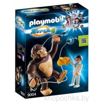 Playmobil 9004 Гигантский обезьяний гонг