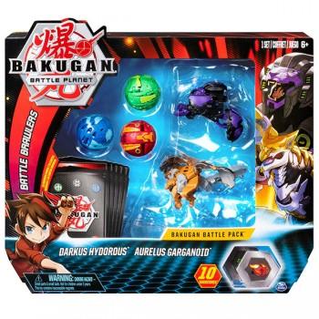 Бакуган игровой набор №1 Бакуган Хидорус и Гарганоид Bakugan Battle Planet