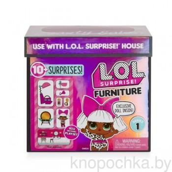 Набор Lol Furniture с куклой Дива и мебелью