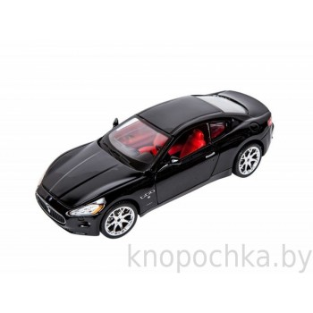 Модель автомобиля Maserati GranTurismo 1:24