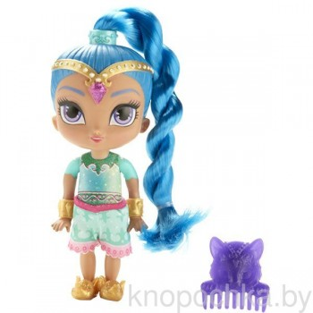 Кукла Shimmer and Shine - Шайн Пижамная вечеринка, 15 см