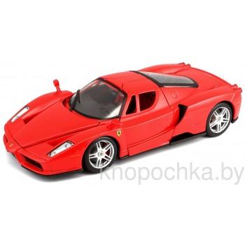 Коллекционная машинка Ferrari Enzo Bburago 1:24