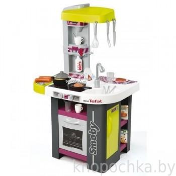 Интерактивная кухня Smoby 311001 Tefal Studio с грилем
