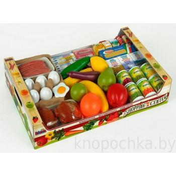 Набор продуктов в ящике