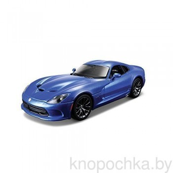 Коллекционная машинка Dodge Viper 2013 1:24 Maisto 31271