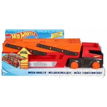 Автовоз Хот Вилс на 50 машинок Hot Wheels GHR48