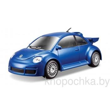 Коллекционная машинка Volkswagen New Beetle RSI Bburago 1:24