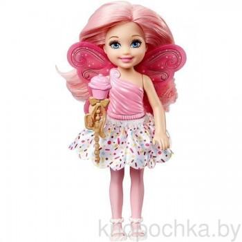 Кукла Barbie Челси Фея DVM88