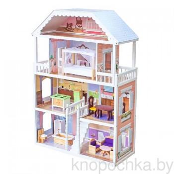 Кукольный домик Amelia Wooden Toys