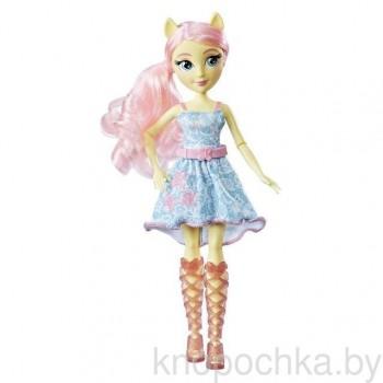 Кукла Флатершай Девочки Эквестрии Hasbro E0349