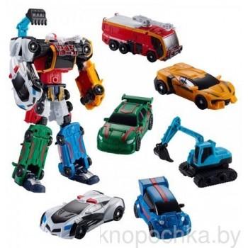 Робот-трансформер Мини Тобот Атлон Магма 6 S2 301083