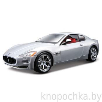 Сборная модель авто Maserati Gran Turismo 1:24