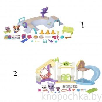 Игровой набор Littlest Pet Shop Городские сценки