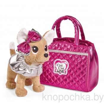 Собачка Chi Chi Love Модный гламур с сумочкой