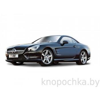 Модель автомобиля Mercedes-Benz SL 500 1:24 Bburago 18-21067