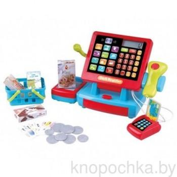 Кассовый аппарат с аксессуарами PlayGo 3232