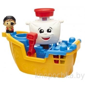 Пиратский корабль Mega Bloks