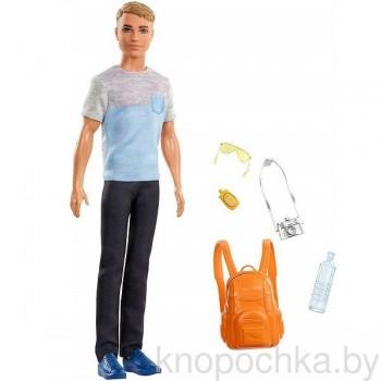 Кукла Барби Кен ПутешественникFWV15